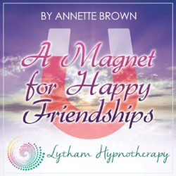 A Magnet for Happy Friendships