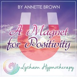 A Magnet for Positivity