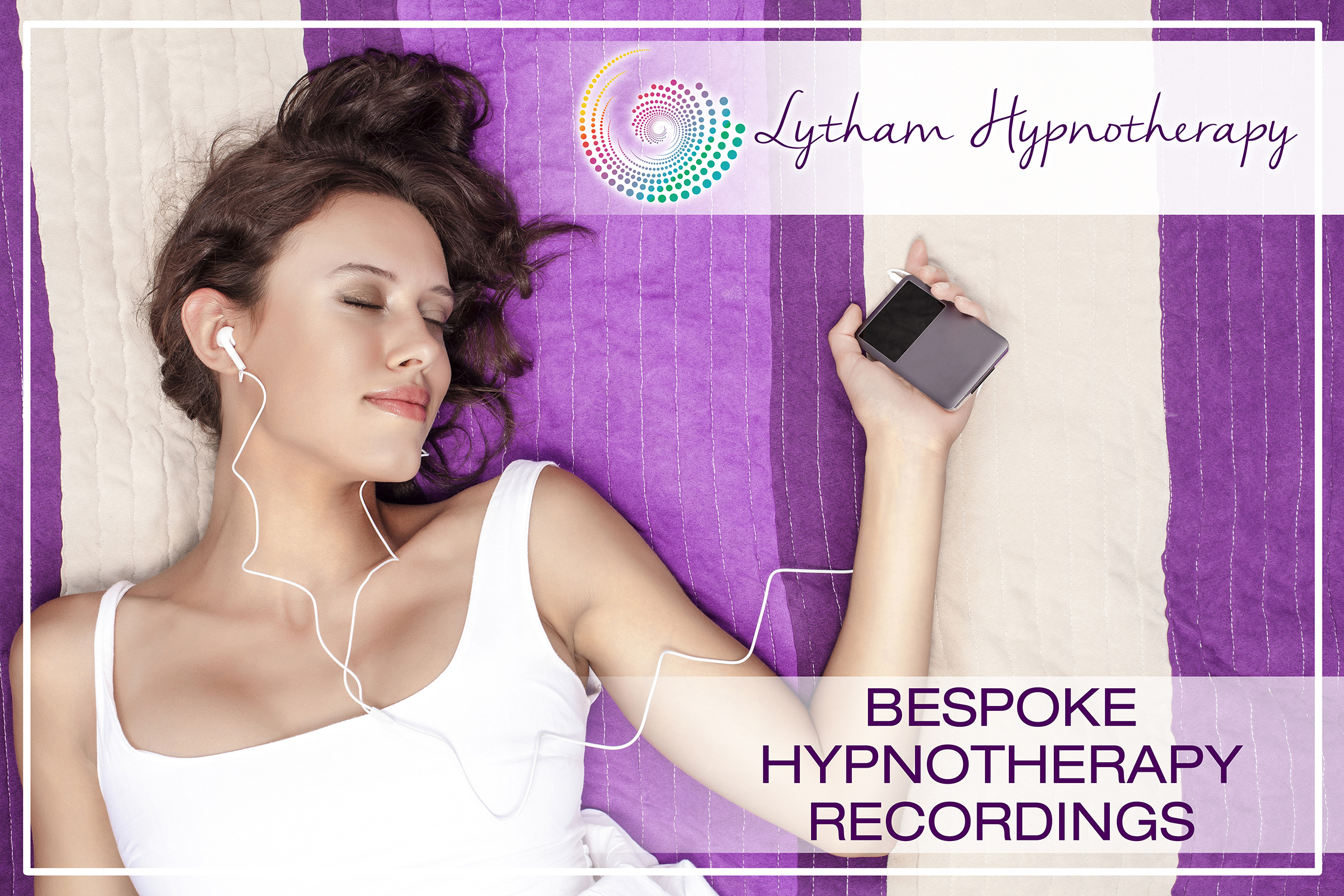 Bespoke Hypnotherapy Recordings
